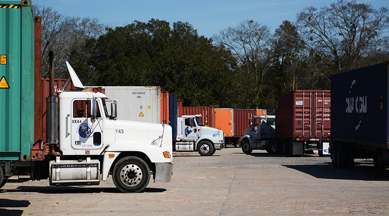 SIX LLC Inc - Southern Intermodal Xpress | Intermodal